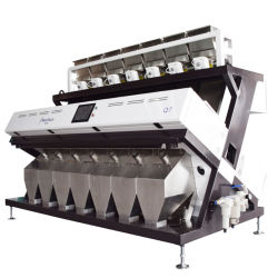 Saída alta de sésamo automática de grão de trigo Classificação de cores de Arroz de Feijão Cor plástico classificando