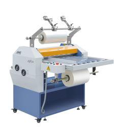 Boway 680mm anuncio gráfico taller de impresión en papel laminado Semi Auto laminadora máquina laminadora de libros