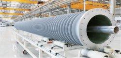 Bague électrique d'isolateur composite creux de transformateur ultra haute tension