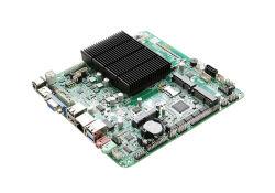 스톡 인텔 J1900 N3550 메인 보드 팬리스 6 COM 미니 ITX 마더보드 씬 ITX 마더보드