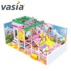 Kids&Children&SportsのためのIndoor&Outdoor Plastic Commercial Playground Equipment
