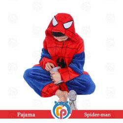 Hot Sale Super Hero Vêtements Enfants costume de Spider-Man