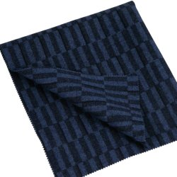 Кирпичи полосами2020 a/W моды коллекция шерстяной ткани для мужчин