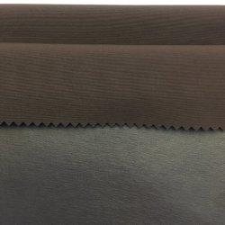 고품질 이중 표면 폴리에스테르 프린티드 메탈릭 재킷 천