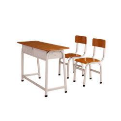 (M-STD63) الفصل الدراسي الرخيص للأطفال الطلاب ضعف مكاتب الدراسة