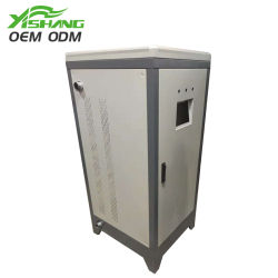 Outdoor gabinete de controle de aquecimento electromagnética personalizada