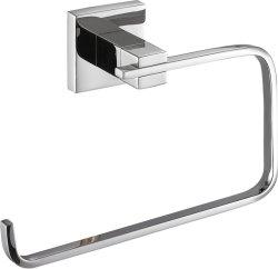 Maxery Simple Hardware moderno cuarto de baño toallero con anillo