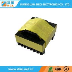 Baixa consomem Er Núcleo de Ferrite de energia elétrica de alta freqüência de forma enérgica do transformador de voltagem para equipamentos com eficiência energética