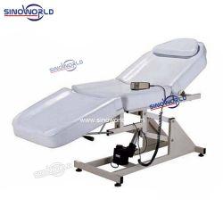 Bon lit de massage du visage Soins du Visage électrique Président meubles de salon moderne portable