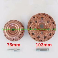Strumenti automatici di manutenzione del pneumatico di tungsteno degli accessori dell'automobile dell'acciaio del lucidatore pneumatico della lega