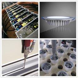 Resistente al agua clara de relleno de líquido de cola de silicona para LED/PCB