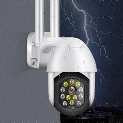 Casa de Seguridad de vigilancia inalámbrica impermeables de alta definición de la cámara de visión nocturna de la cámara IP cámara CCTV