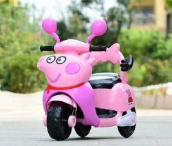 Passeio de bebê alimentação China sobre brinquedos de plástico de 3 rodas a energia da bateria Kids Motociclo eléctrico para crianças Cem-01