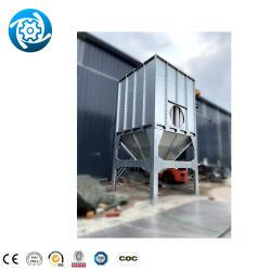 가구 먼지 수집 시스템 고정식 종이 스틸 목재 작업 백필터