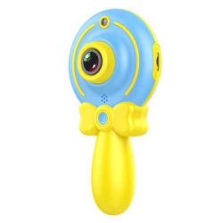 Kc002 아이에 의하여 숨겨지는 사진기 소형 아이 사진기 Selfie 사진기, 이중 렌즈에 소형 아이들 사진기를 위한 정밀한 선물