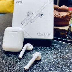 도박 Tws 무선 헤드폰 이어폰 Earbuds Earpods는 비용을 부과 케이스를 가진 이어폰 마이크 이동 전화 Bluetooth 소형 입체 음향 헤드폰을 친다