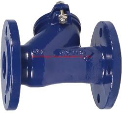 Gg40.3 직선형 글로브 밸브 본체 제조업체