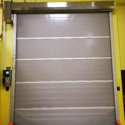 Rouleau de PVC haute vitesse jusqu'rapide porte en plastique pour le prix de laminage à froid en chambre froide placard réfrigérateur