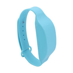 Draagbare Alcohol Gel dispenser Armband met polsband Silicone Armband handreiniger Armband Siliconen