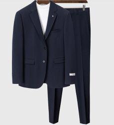 発電所の専門の設計は様々な生地の方法人の結婚式を合わせた スーツ / デザイナーによるカスタマイズ /2021 ファッションビジネススーツ