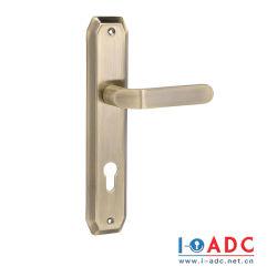 مقبض من الألومنيوم للحديد/قفل باب القناة/قفل الأبواب المصمم هندسيًا/أجهزة الأبواب/سعر مناسب