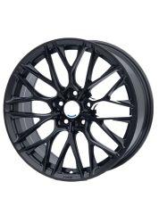 Хромированные легкосплавные колесные диски, черные колеса, формирование потока, ковочные колеса
