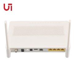 Novo Xpon Original ONU Roteador Sem Fio 4ge+1tel+CATV+WiFi HG8247h5 5dBi Antena Grande Optical Unidade de Rede