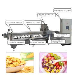إفطار آلي خط إنتاج الحبوب إنتاج رقائق الذرة الحلوة المقرمشة سعر الماكينة