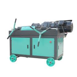 7,5 kW Steel Bar Threading Rolling machine schroefdraadstang