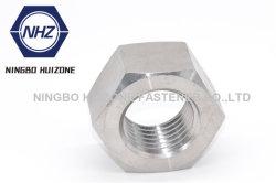 ISO 4032 d'écrous hexagonaux en acier inoxydable