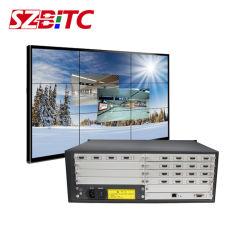 De video Pit van de Omschakeling van de Matrijs van het Controlemechanisme 4X16 HDMI van de Muur Naadloze, Venster die voor LCD Muur zwerven