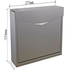 SMB-061ss heiße Verkaufs-Mailbox-Haubenverschluss-Mailbox für Verkauf