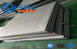201 Placa de acero inoxidable escalera del tubo de decoración Hoja de acero inoxidable