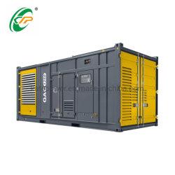 1000kVA Contenedores de Generador Diesel con motor MTU