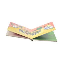Personnaliser les enfants des livres à couverture rigide personnalisée Service d'impression pleine couleur Impression de livres professionnels