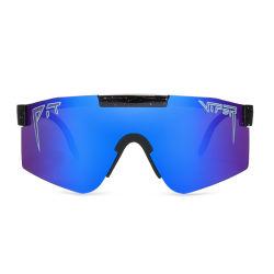 2021 أوكازيون ساخن آمن المستقطب في الهواء الطلق Pit Viper Designer أنيق نظارات شمسية لركوب الدراجات الهوائية لرياضة Fashion