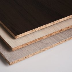 Все толстые деревянные зерна меламина, с которыми сталкиваются плиты/ ДСП