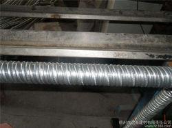 Brug beton flexibele metalen geribde pijp voor voorgespannen ankerplaats