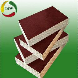 18mm Pappel-Qualität des Marinefurnierholzes verwendet im Verschalung-Gebäude