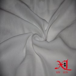 Imprimer en mousseline de soie Tissu de coton pour la tenue vestimentaire/T-Shirt/sellerie