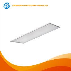 295*595mm 40W ultra mince Ressed Square de l'éclairage LED pour panneau avec pilote de l'atténuateur pour le plafond