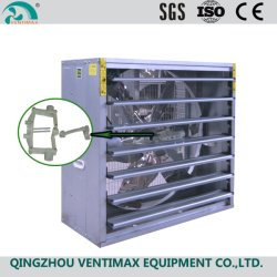 La ventilation Ventilateur d'échappement avec tampon de refroidissement