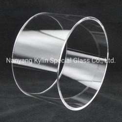 Quarz-Glasgefäß