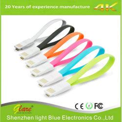 Lader van de Gegevens van de Adapter van de micro- USB de Magnetische het Laden Kabel voor Samsung