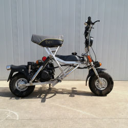 Газ Pocket Bike 50cc складной велосипед в наличии на складе