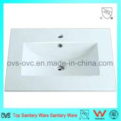 Sanitair Eendelig Thin Edge Ceramic Wash Spoelbak Met Cupc