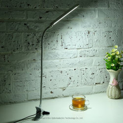 LED-Klipp-Schreibtisch-Lampe (Auge-schützend u. flexibel)