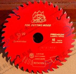 Lame de scie circulaire de bonne qualité Tct les lames de scie machine à bois machine à bois Pièces Pièces Pièces de machines de menuiserie