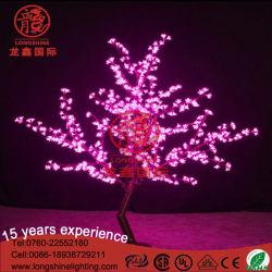 LED de plein air Blossom Cherry Tree decoration de mariage pour les feux de Fairy