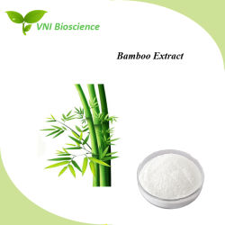 Certificación SGS ISO 100% Natural extracto de bambú (Food Grade)